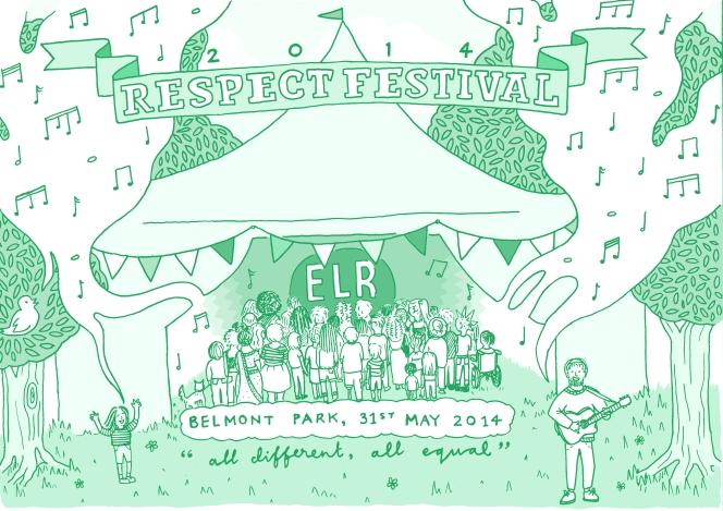 Illustration for Exeter Local Records' sampler