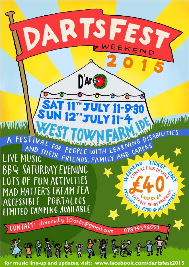 Dartsfest2015 Poster